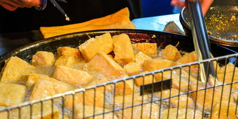 台灣臭豆腐