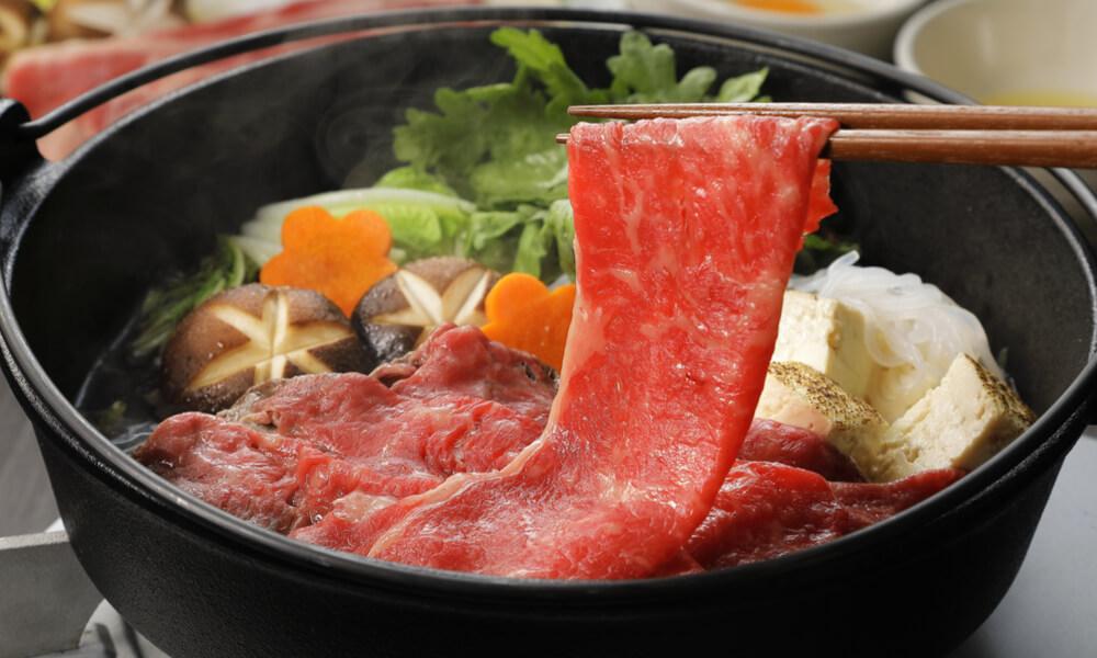 牛小排火鍋肉片