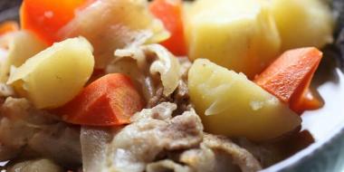馬鈴薯燉肉-一鍋到底新手必學日本家常菜