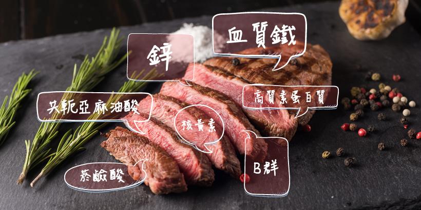 牛肉很營養是真的嗎?