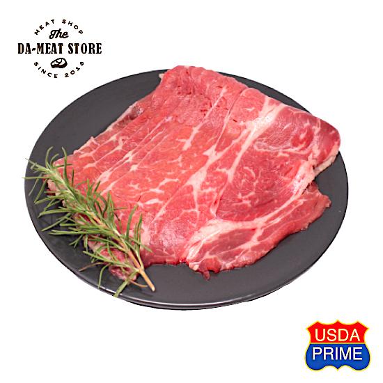 美國頂級背肩(比臉大)火鍋肉片