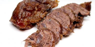 滷牛肉超簡單,新手必收口袋食譜