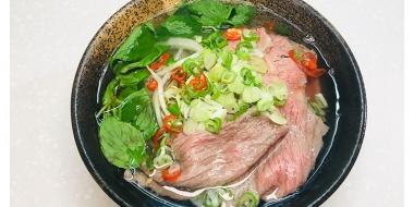 越南和牛河粉-讓異國風味泡麵升級的創意料理
