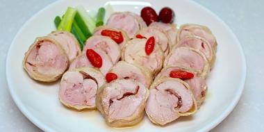 家常料理系列- 紹興醉雞