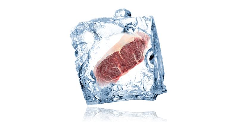 如何正確解凍冷凍肉?