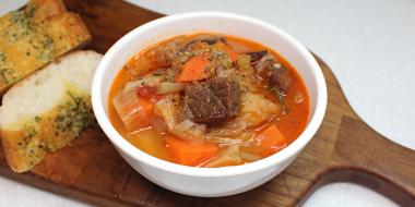 家常料理系列-牛肉羅宋湯