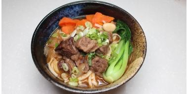 紅燒牛肉湯-比外面好吃的秘訣大公開