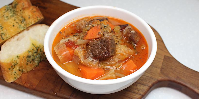 羅宋湯-烏克蘭百年家常料理怎麼做?