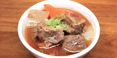 牛肉湯-值得學習的台式牛肉料理